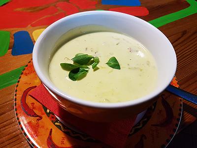ирландский суп с овсянкой