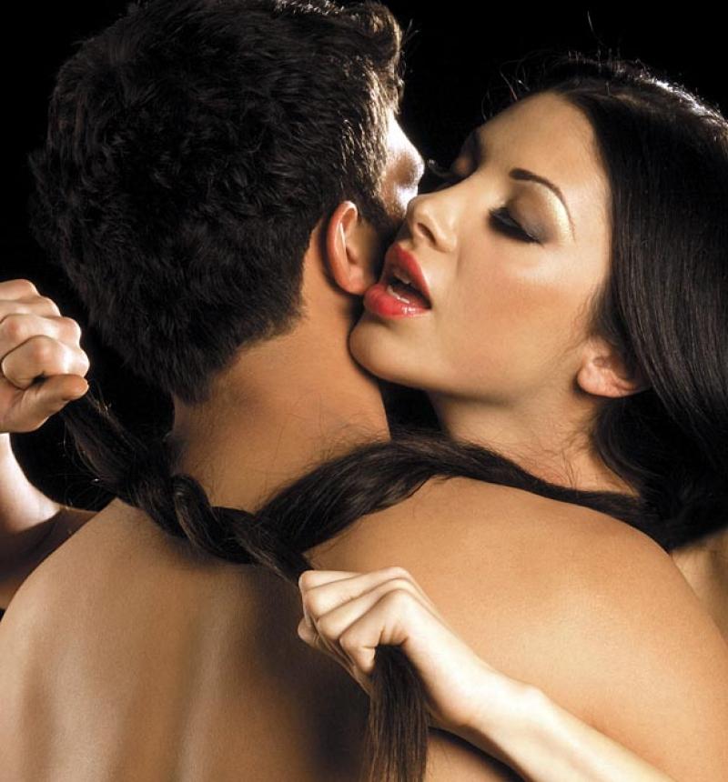 язык тела в сексе
