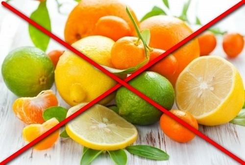 Запрет фруктов при диете