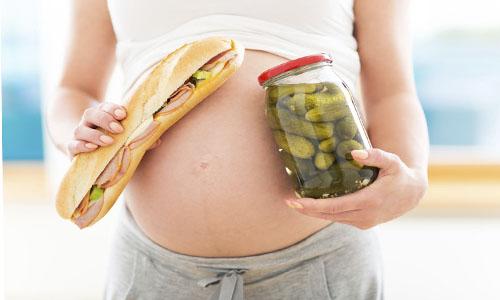 еда беременных