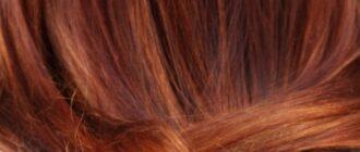 восстановить окрашенные волосы