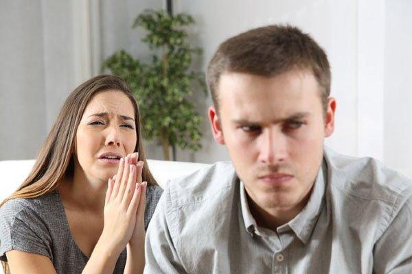 не унижаться перед мужем