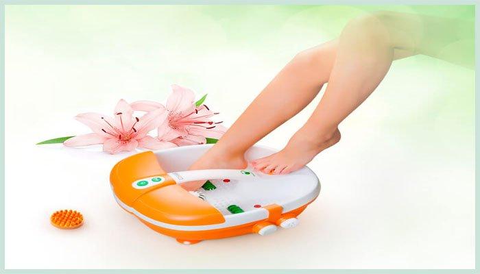 ванночки от запаха ног