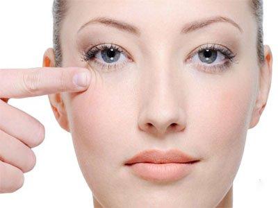 способы ухода за кожей вокруг глаз