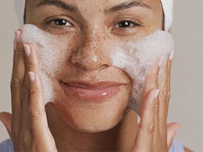 очищение кожи лица перед чисткой