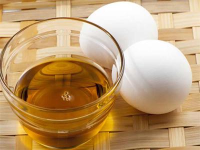 яичная маска с маслом